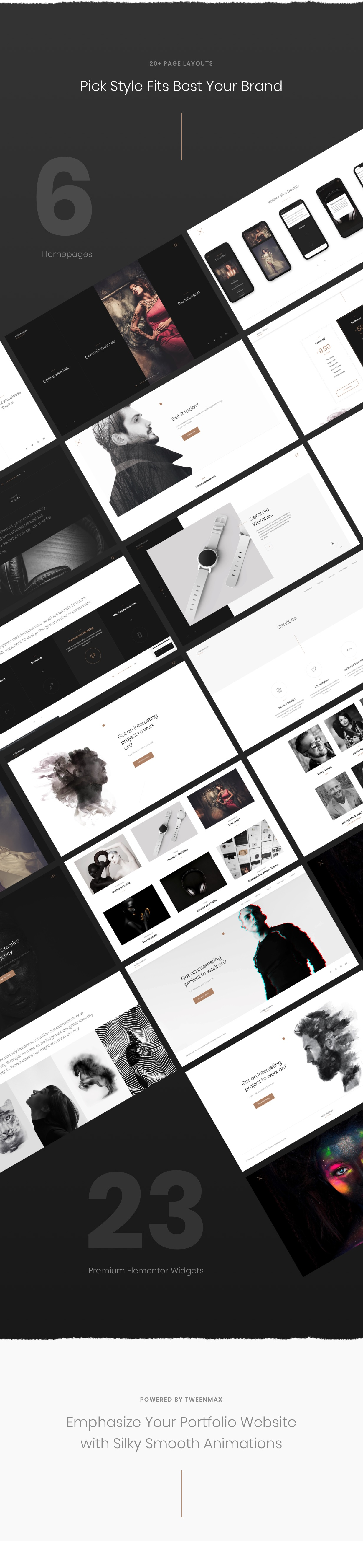 Arrigo – Contemporary Creative Portfolio Elementor WordPress Theme - 6
